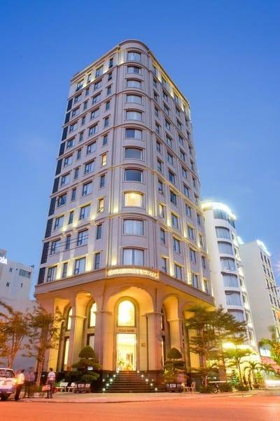 khách sạn 3 sao gần biển Đà Nẵng