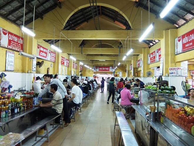 Địa điểm mua sắm Đà Nẵng- chợ Cồn