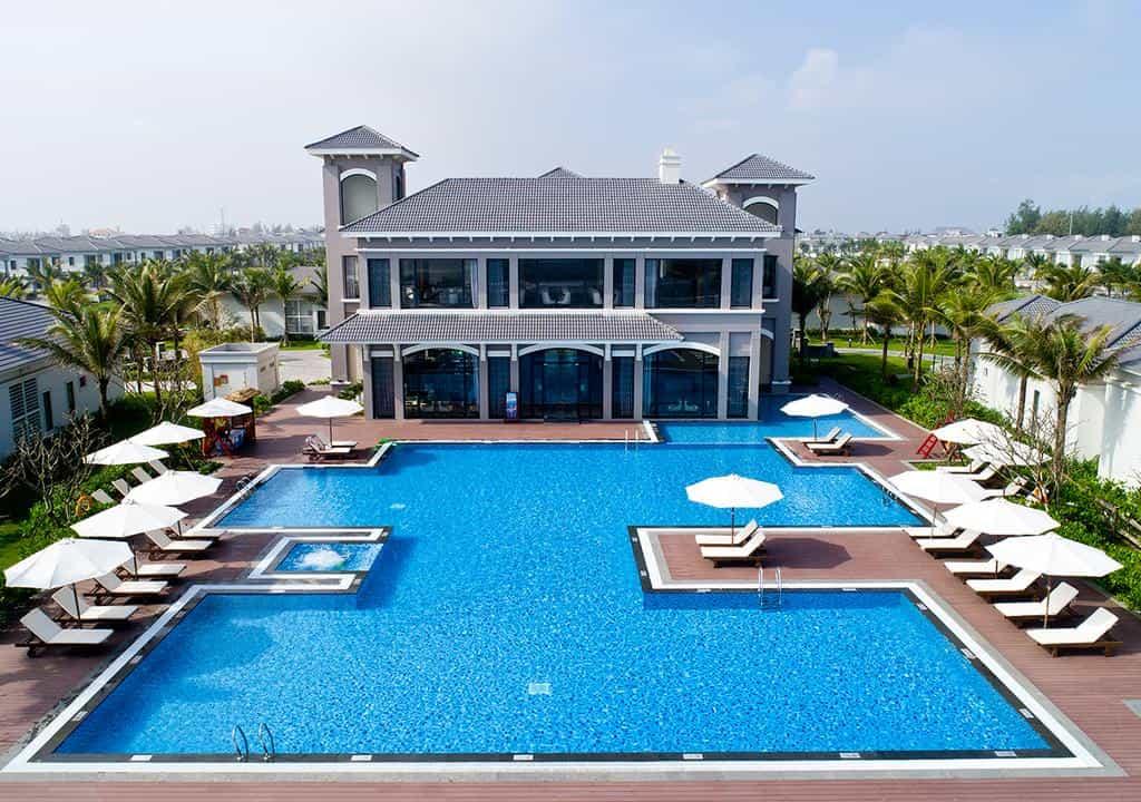 Resort Hạng Sang Thích Hợp Nghỉ Dưỡng Tại Đà Nẵng