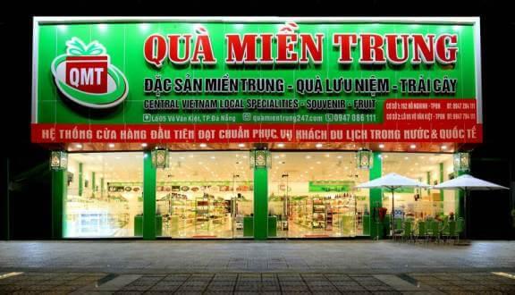Địa điểm mua sắm Đà Nẵng- Quà Miền Trung