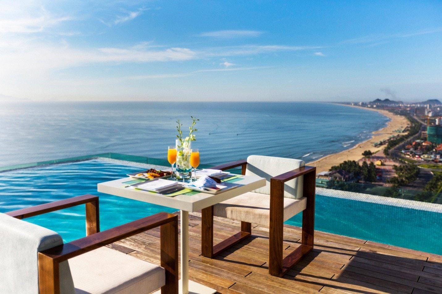 Top 10 Khách Sạn Tiêu Chuẩn 4 Sao Gần Biển Mỹ Khê Đà Nẵng