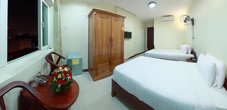 khách sạn tiện nghi giá rẻ gần biển