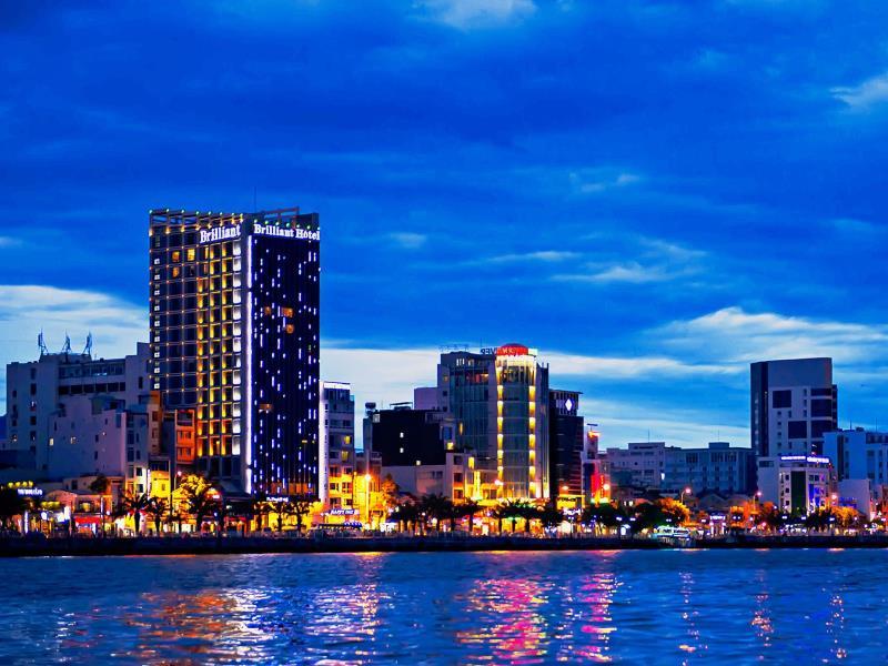Khách sạn Đà Nẵng gần sông Hàn- Khách sạn Brilliant