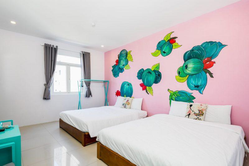 Khách Sạn Tiện Nghi Giá Rẻ Gần Biển- khách sạn Raon Apartment & Hotel Đà Nẵng