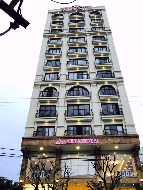 Khách Sạn Đà Nẵng Gần Biển Có Hồ Bơi-khách sạn Aria Đà Nẵng