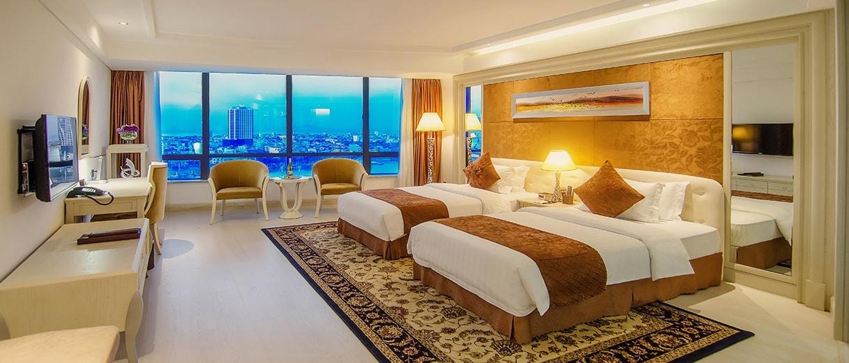 Khách sạn Đà Nẵng gàn sông Hàn- Khách sạn Brilliant