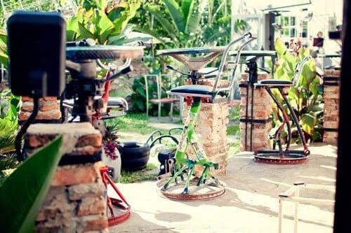 quán cafe biển báo ở Đà Nẵng