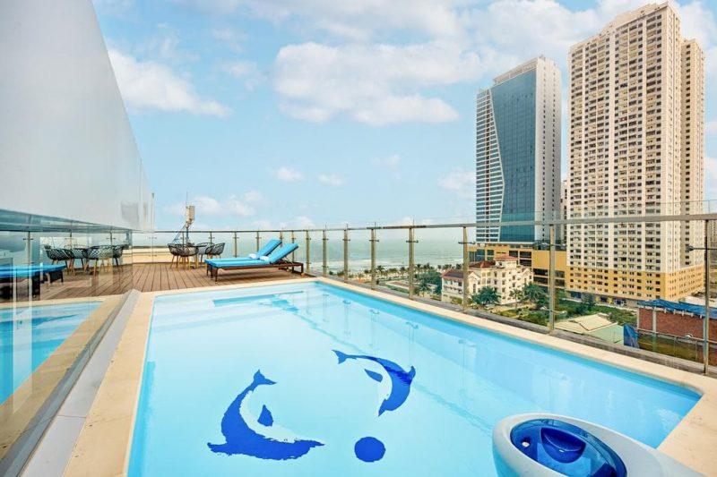 khách sạn Đà Nẵng gần biển có hồ bơi - khách sạn Ana Maison Danang