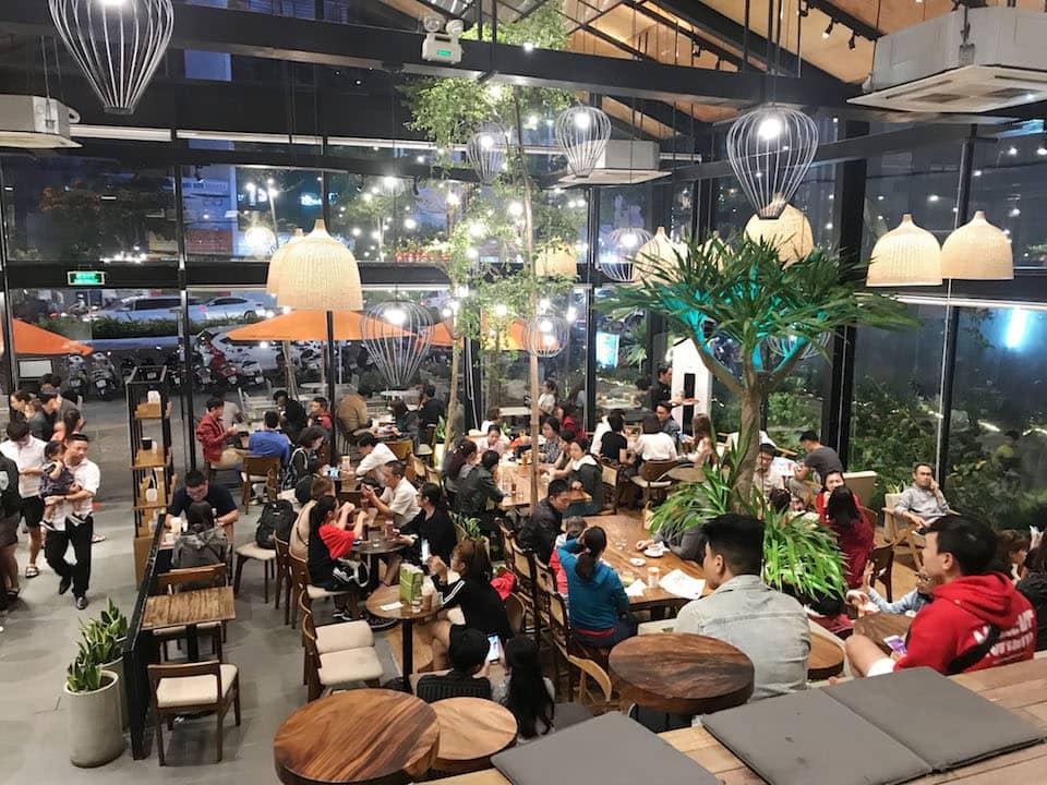 quán cafe the coffee house đà nẵng