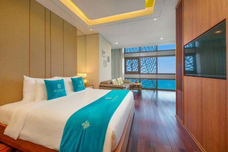 Khách Sạn Tiêu Chuẩn 4 Sao Gần Biển-khách sạn Mandila Beach Đà Nẵng