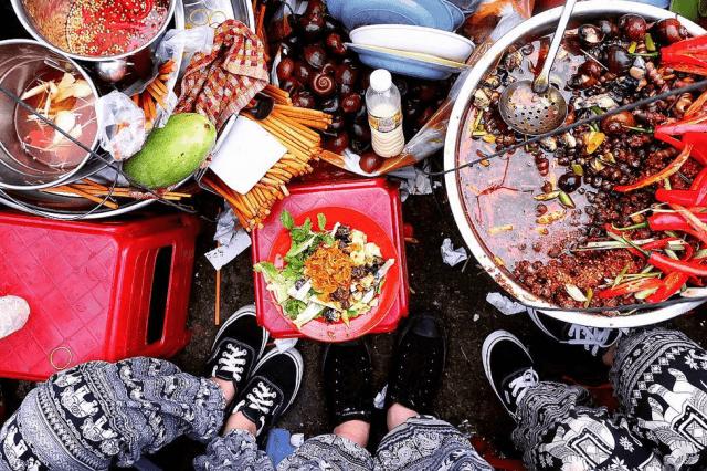 Chợ Cồn Đà Nẵng - Thiên Đường Ẩm Thực
