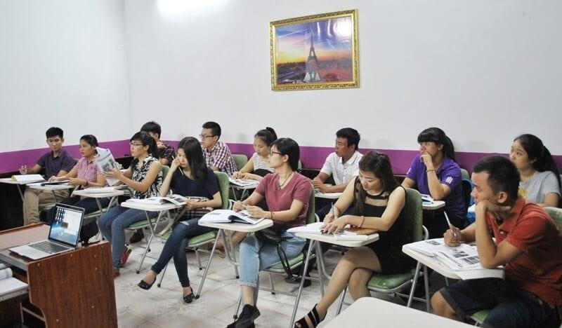 Trung Tâm Tiếng Anh Uy Tín Đà Nẵng