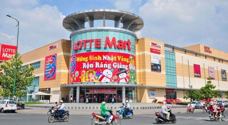 trung tâm mua sắm Đà Nẵng