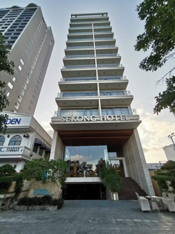khách sạn 3 sao View Biển Đà Nẵng - khách sạn Sekong Đà Nẵng