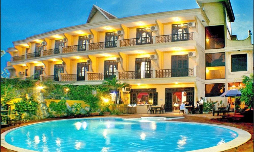 Khách sạn 3 sao gần phố cổ Hội An