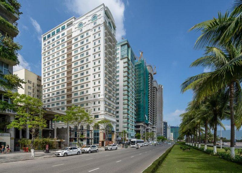 Khách Sạn 4 Sao Đà Nẵng - Paracel Hotel Đà Nẵng