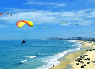 Bãi biển Mỹ Khê Đà Nẵng