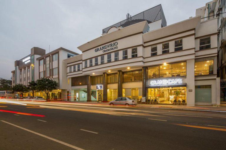 khách sạn 4 sao Đà Nẵng