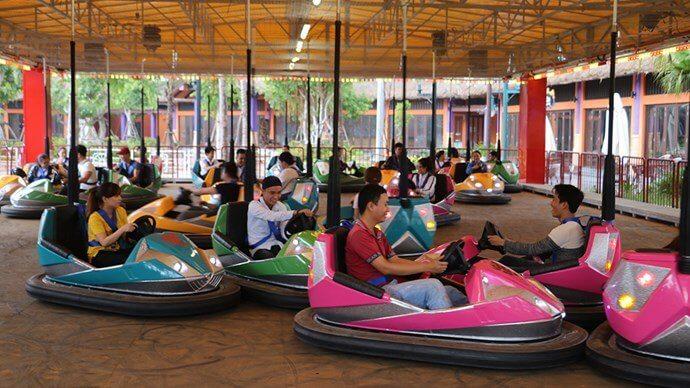 Kinh Nghiệm Đi Chơi Asia Park Đà Nẵng