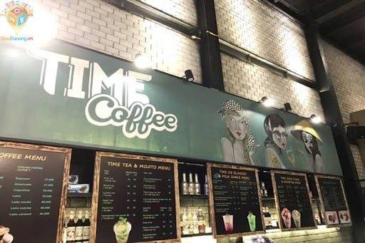 Quán Cafe Gần Cầu Tình Yêu Đà Nẵng chất