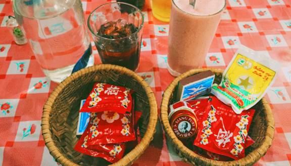 Quán Cafe Gần Cầu Tình Yêu Đà Nẵng xưa