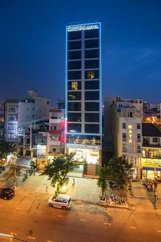 Khách sạn 3 sao gần biển-khách sạn Crystal Đà Nẵng