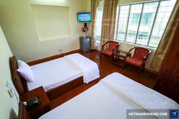 Khách sạn trên đường Trần Phú Đà Nẵng