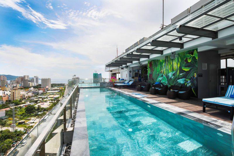 Khách Sạn Ở Đà Nẵng Có Hồ Bơi Đẹp - Khách sạn San Marino Boutique