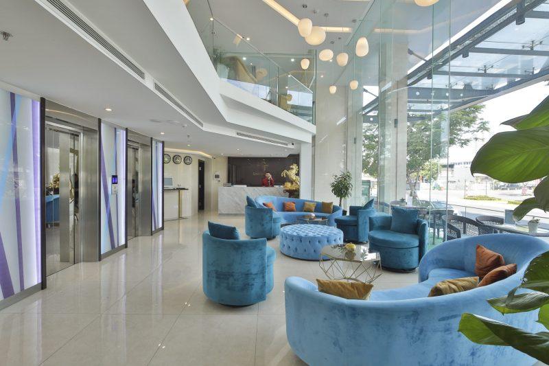 Khách Sạn 3 Sao Đà Nẵng Gần Sông Hàn - Khách sạn San Marino Boutique