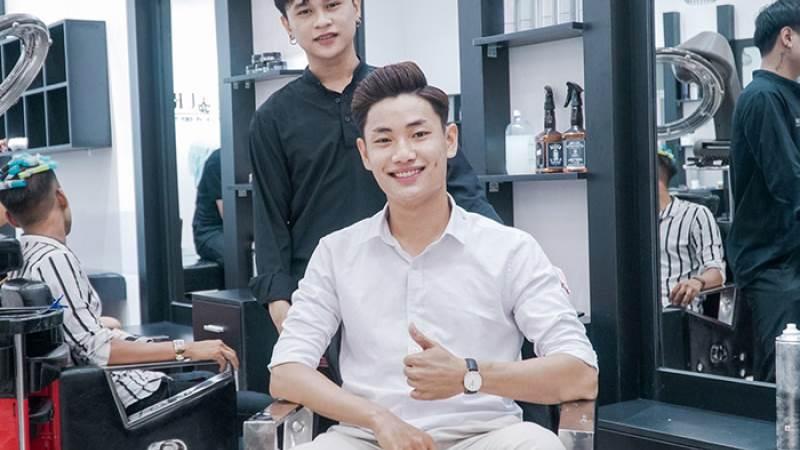 Tiệm Cắt Tóc Nam Đà Nẵng