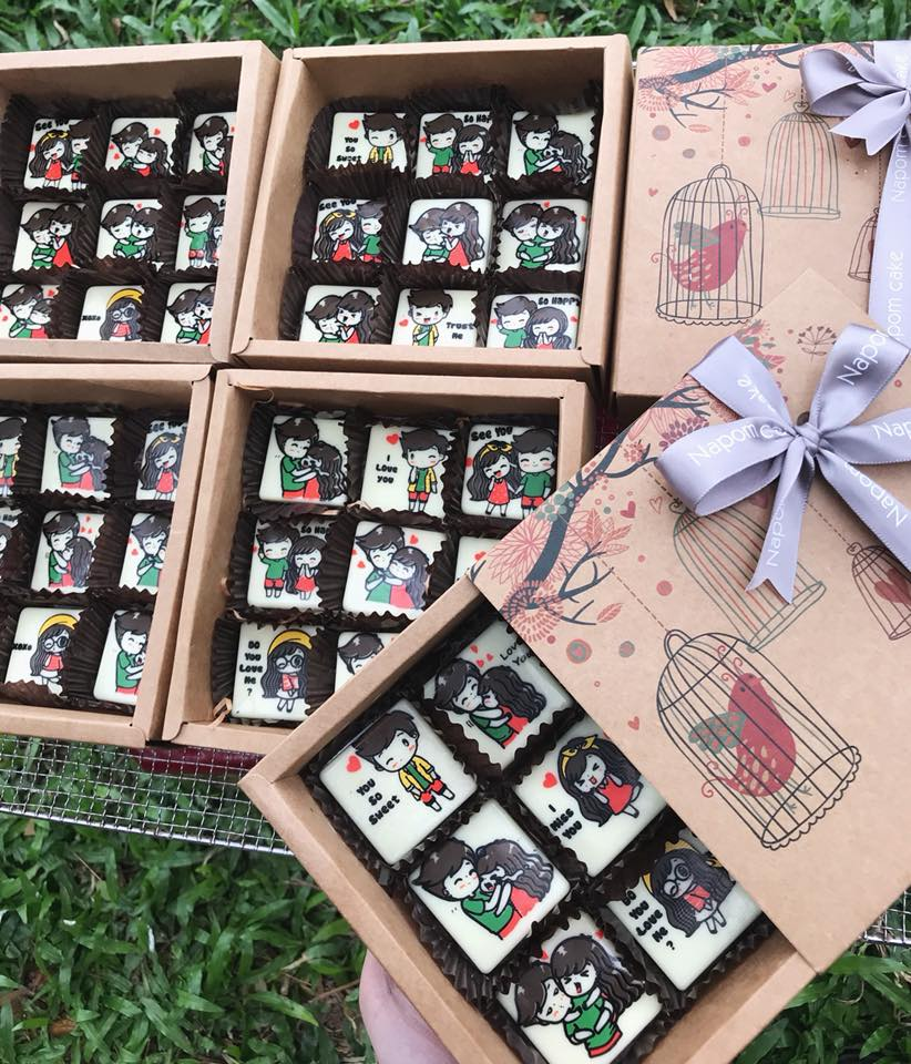 Cửa hàng chocolate ngon Đà Nẵng