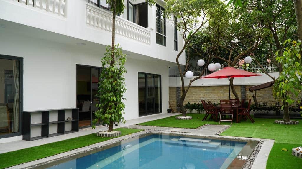 Dịch vụ cho thuê biệt thự Đà Nẵng