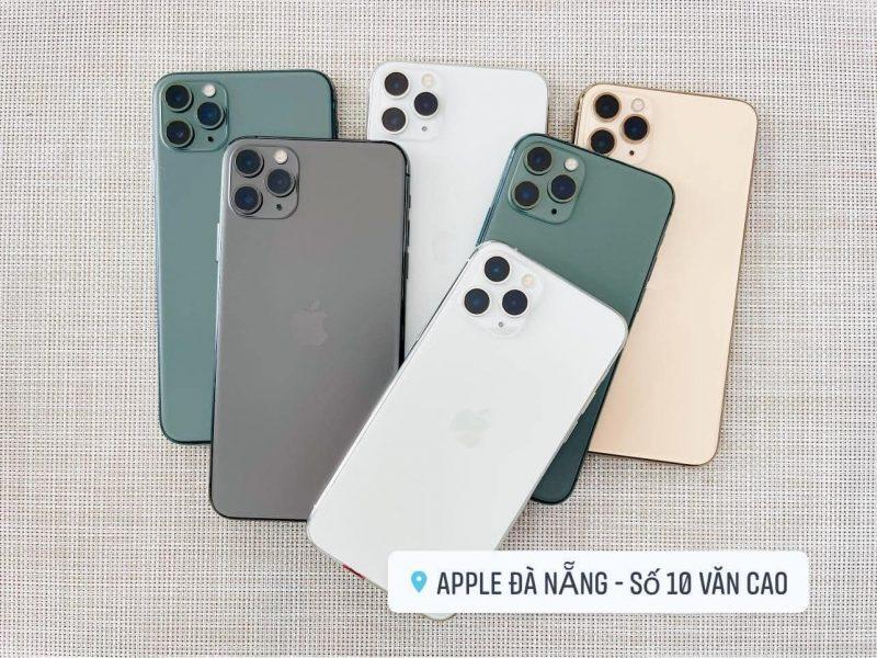 cửa hàng bán iphone uy tín đà nẵng