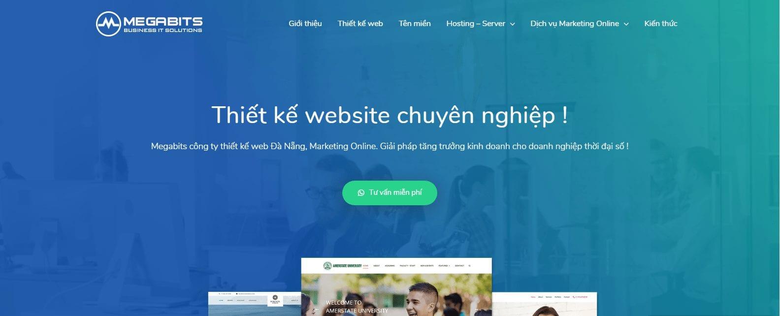 công ty thiết kế website chuyên nghiệp Đà Nẵng
