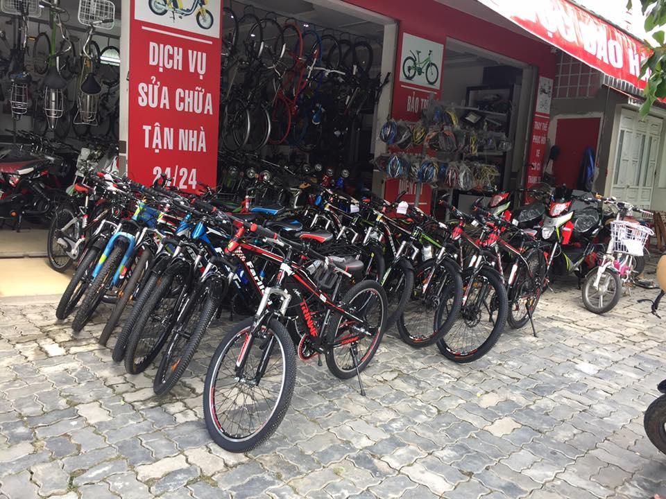 Cửa hàng bán xe đạp thể thao tại Đà Nẵng