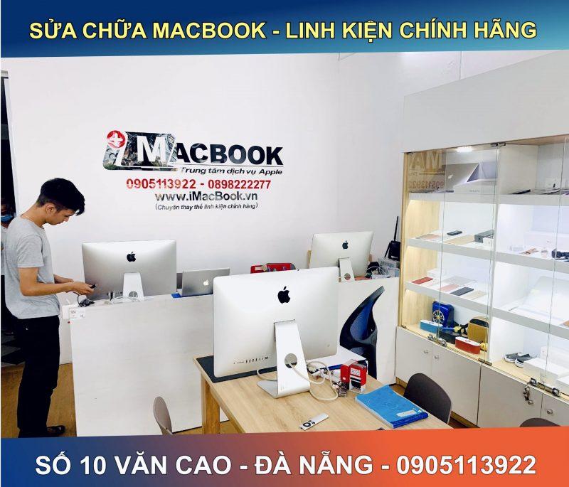 sửa chữa macbook đà nẵng