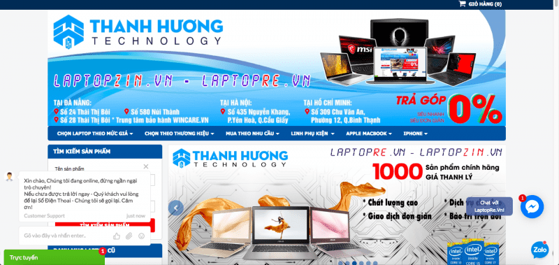 dịch vụ sửa chữa máy tính Đà Nẵng