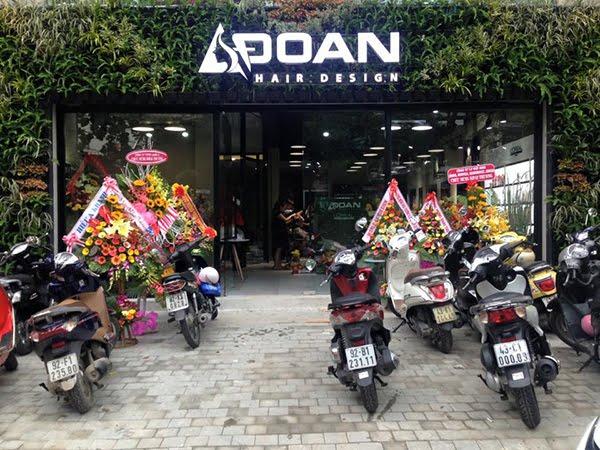 Beauty salon A Đoan - Tiệm cắt tóc nam uy tín tại Đà Nẵng