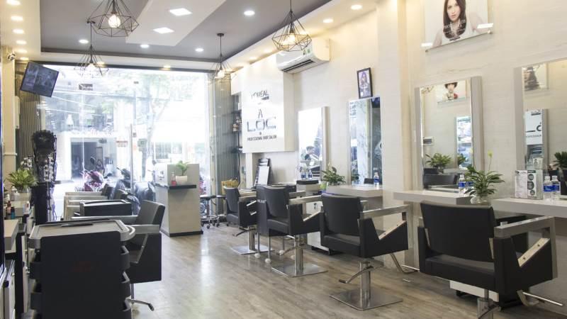Beauty salon Lộc - Tiệm cắt tóc nam tại Đà Nẵng