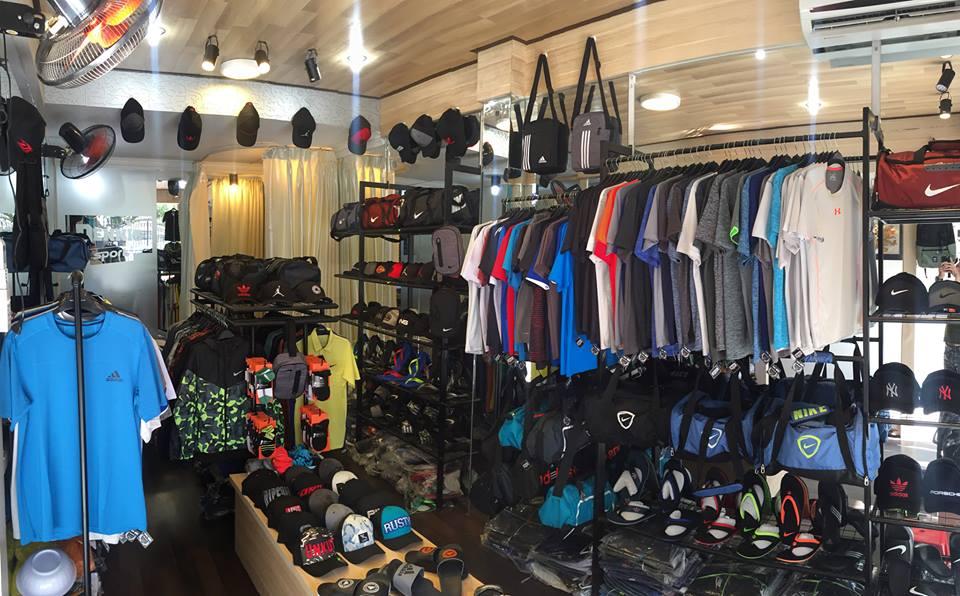 Dennis Sport - Shop quần áo thể thao nam tại Đà Nẵng
