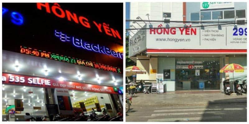 Hồng yến Mobile - Cửa hàng phụ kiện điện thoại chất lượng tại Đà Nẵng