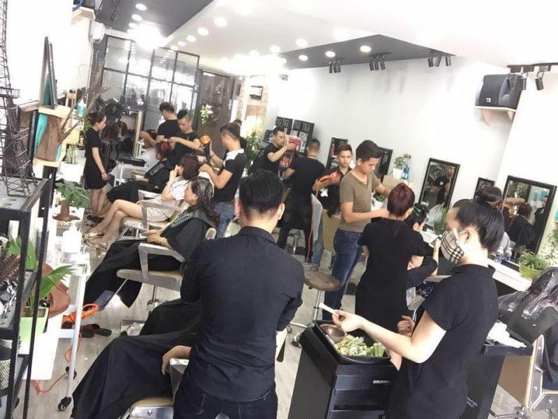 Hair Salon Beo Vĩnh Hoàng - Tiệm cắt tóc nam Đà Nẵng