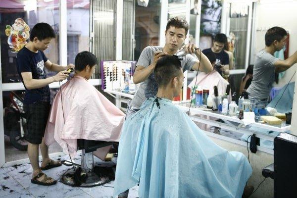 Hoàng Seoul Hair Salon - Tiệm cắt tóc nam chất lượng ở Đà Nẵng