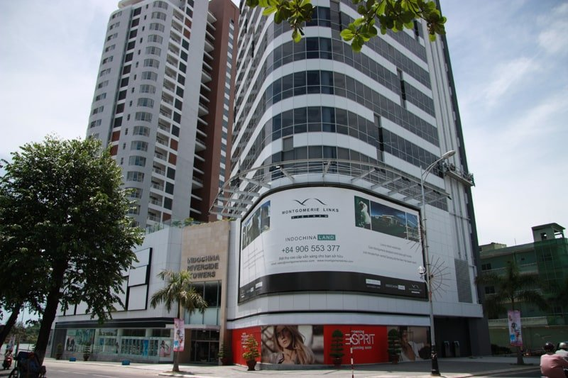 trung tâm thương mại Đà Nẵng