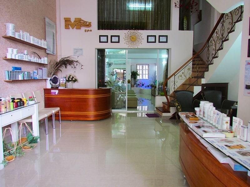 Mây Spa - Spa có chất lượng uy tín hàng đầu ở Đà Nẵng