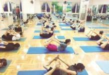 Phòng tập Yoga Bảo Xuân - Trung tâm dạy Yoga tại Đà Nẵng