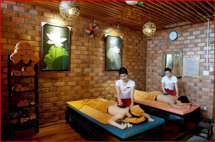Salem Spa - Spa hàng đầu về chất lượng ở Đà Nẵng