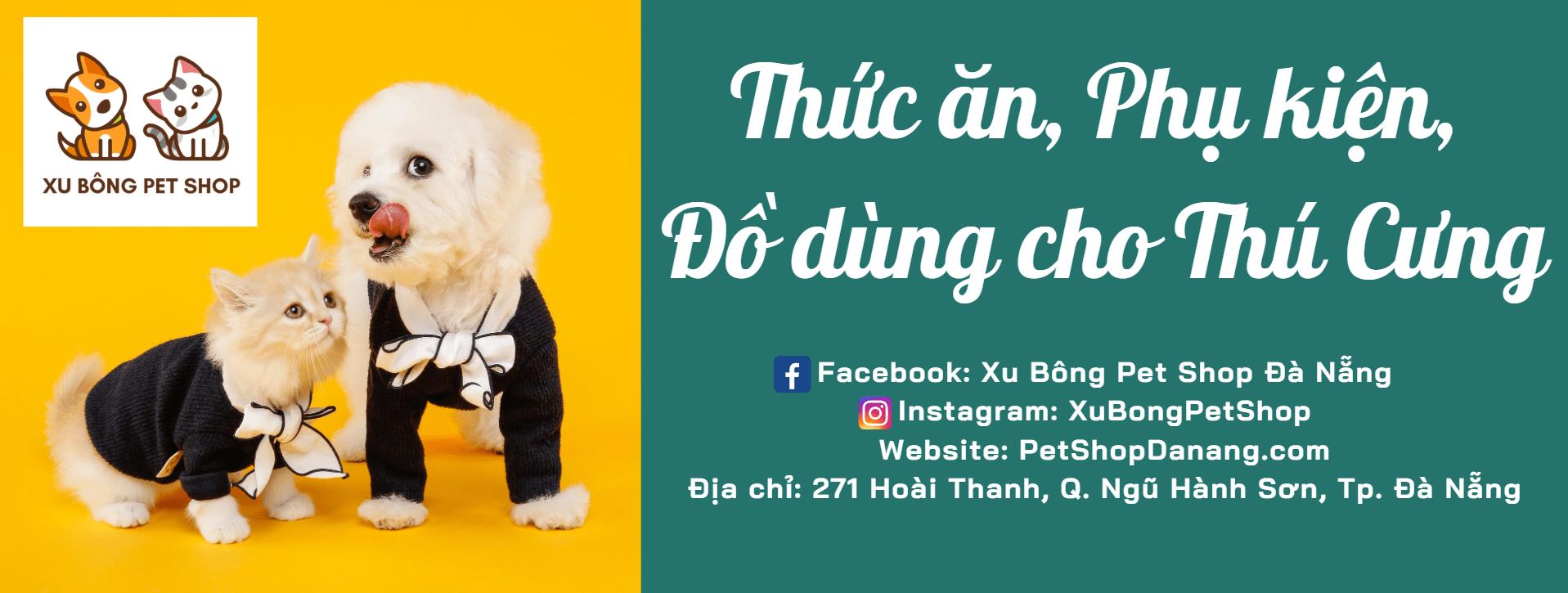 shop phụ kiện thú cưng Đà Nẵng