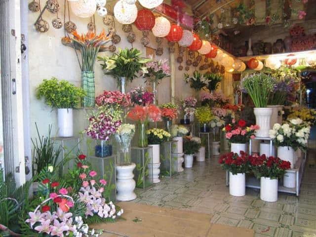 Shop hoa tươi Đà Nẵng - Cửa hàng bán hoa tại Đà Nẵng