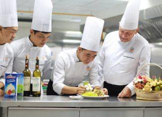 Trung tâm dạy nấu ăn Đà Nẵng
